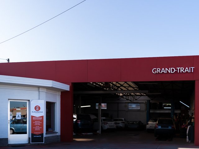 Garage du grand trait scrl